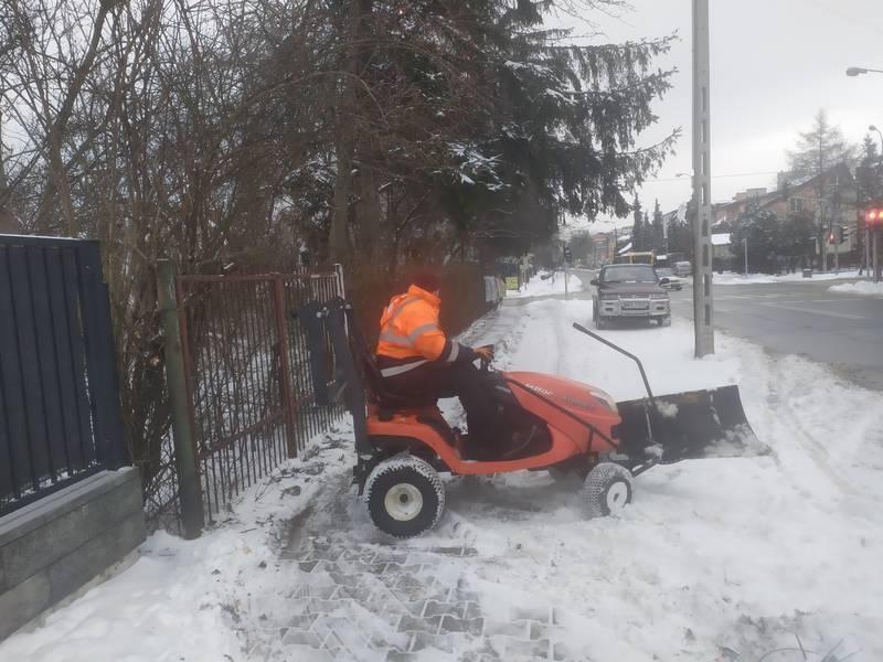 Usługa traktorem 1