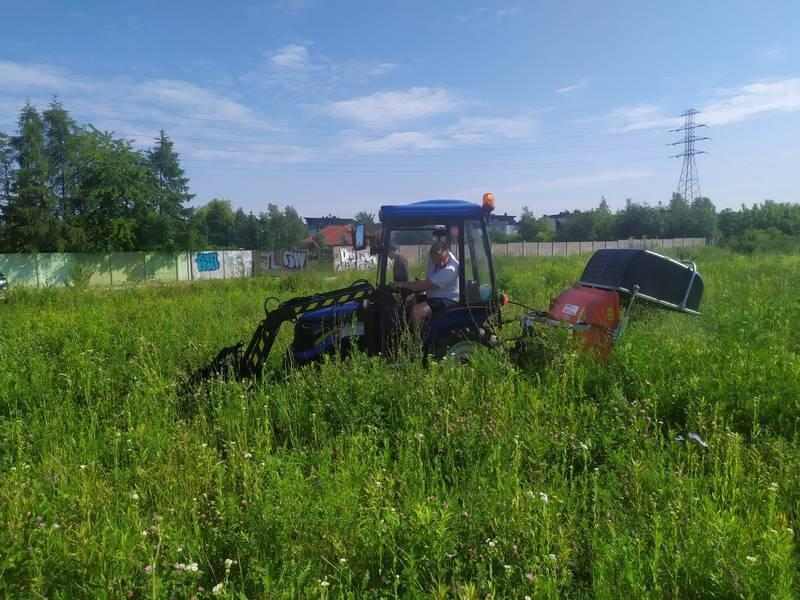 Usługa traktorem 10