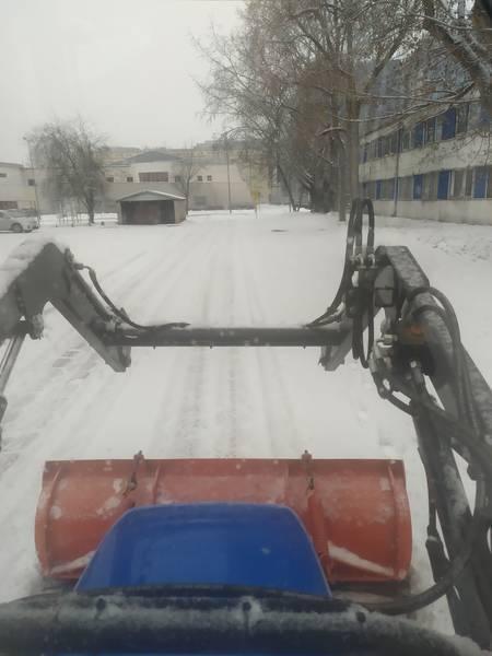 Usługa traktorem 19
