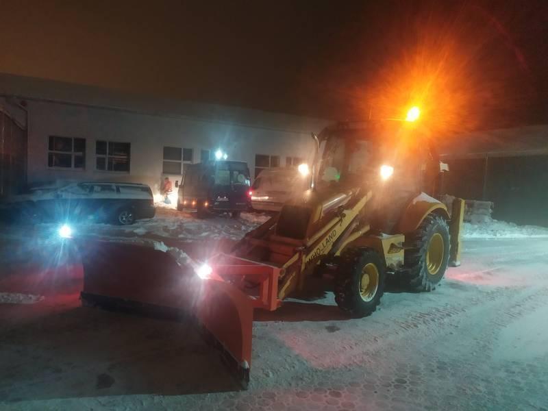Usługa traktorem 20